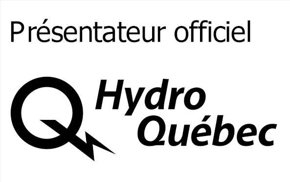 Hydro-Québec, présentateur officiel