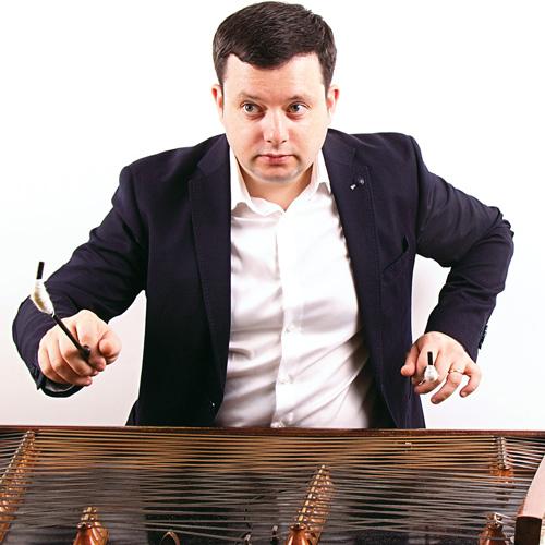 Alexandru Sura, cymbalum
