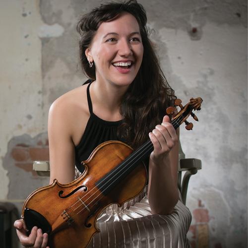 Yolanda Bruno, violon