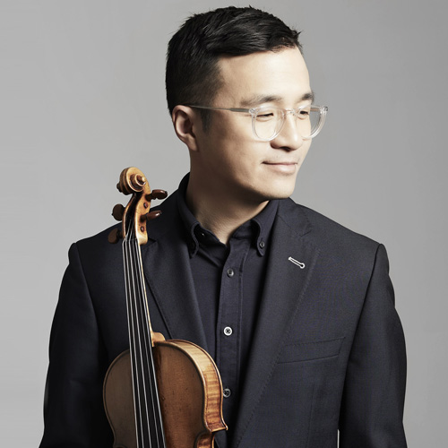 Andrew Wan, violon